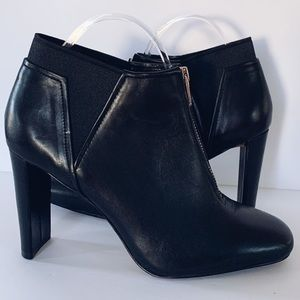The Tahari™ Gally Black Ankle Bootie Sz. 9.5